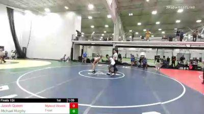 160 lbs Rr Rnd 1 - Jasiah Queen, Myland Wrestling Academy vs Michael Murphy, Frost Gang/westfield