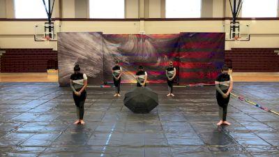 Davenport HS Ensemble Gray - Rainbow