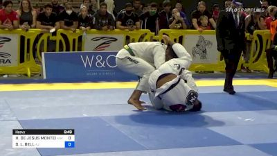 Dom Bell Blitzes To An Armbar Finish At Pans