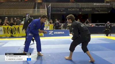 Fellipe Andrew Punishes Roberto's Aggression With A Brutal Footlock
