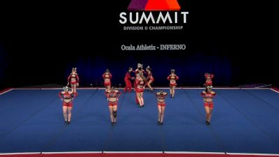 Ocala Athletix - INFERNO [2021 L2 Senior - Small Finals] 2021 The D2 Summit
