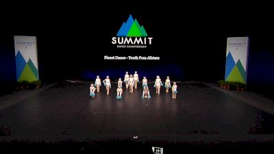 Planet Dance - Youth Pom Allstars [2021 Youth Pom - Small Finals] 2021 The Dance Summit