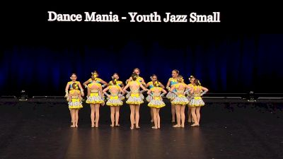 Dance Mania - Youth Jazz Small [2021 Youth Jazz - Small Semis] 2021 The Dance Summit