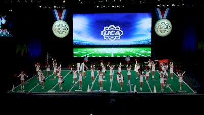 Lake Mary High School [2021 Large Junior Varsity Game Day Finals] 2021 UCA National High School Cheerleading Championship