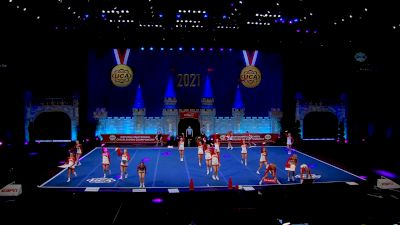Ozark High School [2021 Medium Varsity Division I Finals] 2021 UCA National High School Cheerleading Championship