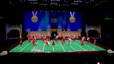 University of Mississippi [2021 Division IA Game Day Finals] 2021 UCA & UDA College Cheerleading & Dance Team National Championship