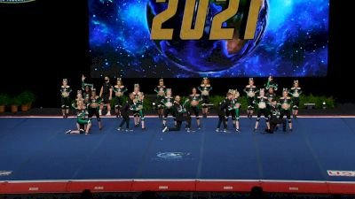 Legacy Xtreme All Stars - BOOMSLANG [2021 L6 Senior Open Small Coed Semis] 2021 The Cheerleading Worlds