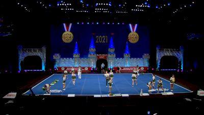 Deland High School [2021 Small Varsity Coed Finals] 2021 UCA National High School Cheerleading Championship