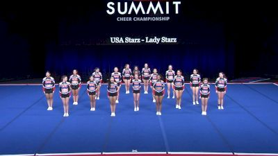 USA Starz - Lady Starz [2021 L4 Senior - Small Semis] 2021 The Summit