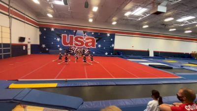 USA Starz - SHIMMER [L1 Junior] 2021 USA All Star Virtual Championships