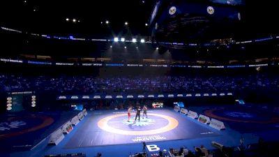 79kg GOLD Kyle DAKE (USA) v. J. HASANOV (AZE) 2019