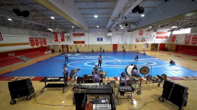 Edison High School Indoor Percussion - The Storm
