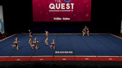 TCElite - Rubies [2021 L1 Performance Rec - Non-Affiliated (14Y) Finals] 2021 The Quest