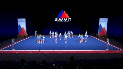 The Stingray All Stars - Lime [2021 L3 Senior - Medium Semis] 2021 The Summit
