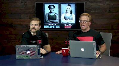 Nate Jackson & Wynn Michalak - Adeline vs Tamyra Press Conference