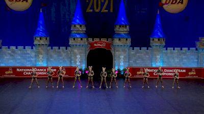 Studio L Dance Co. - Starlites [2021 Youth - Jazz Semis] 2021 UDA National Dance Team Championship