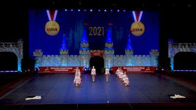 Iowa CATS - Junior Pom [2021 Junior - Pom Semis] 2021 UDA National Dance Team Championship