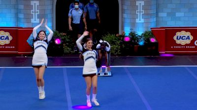 Hagerty High School [2021 Small Junior Varsity Semis] 2021 UCA National High School Cheerleading Championship