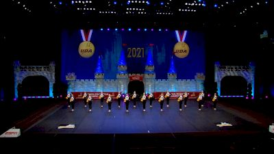 Waukee High School [2021 Large Game Day Finals] 2021 UDA National Dance Team Championship