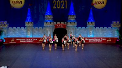 Aspen High School [2021 Large Varsity Pom Finals] 2021 UDA National Dance Team Championship