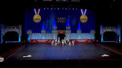 Mount Notre Dame High School [2021 Small Varsity Pom Finals] 2021 UDA National Dance Team Championship