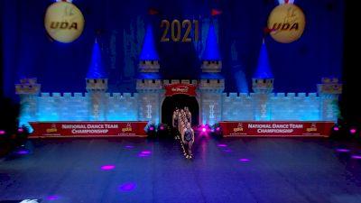 Coral Reef High School [2021 Large Varsity Jazz Finals] 2021 UDA National Dance Team Championship