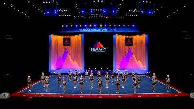 Utah Xtreme Cheer - Whiteout [2021 L1 Senior - Medium Wild Card] 2021 The D2 Summit