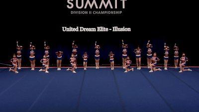 United Dream Elite - Illusion [2021 L2 Junior - Small Wild Card] 2021 The D2 Summit