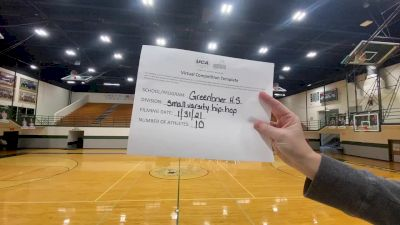 Greenbrier High School [Varsity - Hip Hop] 2021 UDA South Spring Virtual Dance Challenge