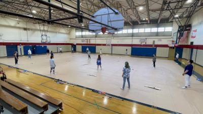 New Hartford Varsity Winterguard