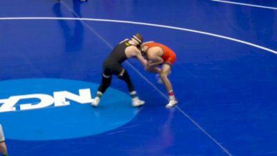 125 m, Spencer Lee, Iowa vs Pat McCormick, Virginia