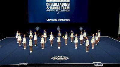 University of Delaware [2021 All Girl Division I Finals] 2021 UCA & UDA College Cheerleading & Dance Team National Championship