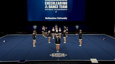 McKendree University [2021 All Girl Division I Finals] 2021 UCA & UDA College Cheerleading & Dance Team National Championship