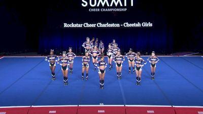 Rockstar Cheer - Charleston - Cheetah Girls [2021 L4 Senior - Small Semis] 2021 The Summit