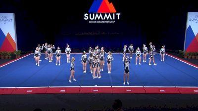 Cheer Athletics - Charlotte - CrownCats [2021 L4.2 Senior - Medium Semis] 2021 The Summit