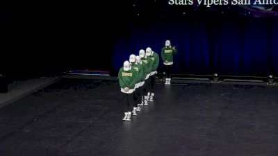 Stars Vipers San Antonio - King Serpents [2021 Open Male Hip Hop Finals] 2021 The Dance Worlds