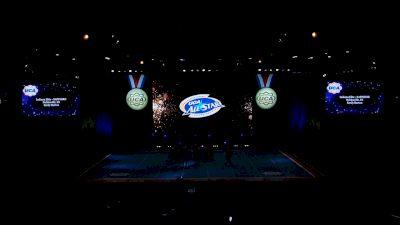 Indiana Elite - SAPPHIRE [2021 L3 Senior (5-18) Day 2] 2021 UCA International All Star Championship