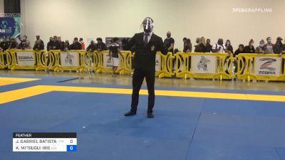 Gianni Grippo vs Edward Allen 2020 IBJJF Pan No-Gi Championship