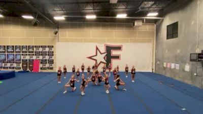 Fusion All Stars - Lava Girls [L2 Junior - Small] Varsity All Star Virtual Competition Series: Event V