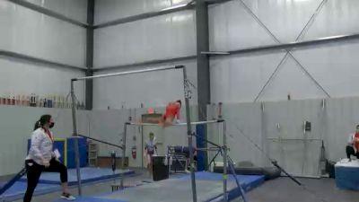 Quinn Harris - Bars, Cincinnati Gymnastics - 2021 American Classic and Hopes Classic