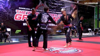 Jay Jay Wilson vs Joao Victor Pinheiro Machado World Series of Grappling #2