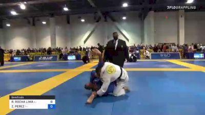 RICARDO ROCHA LIMA vs ZIMITRO PEREZ 2021 American National IBJJF Jiu-Jitsu Championship