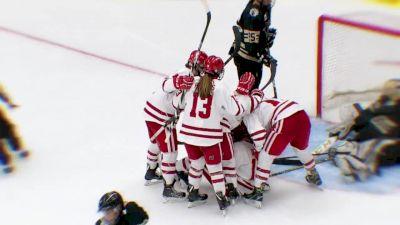 2018 Minnesota Duluth vs Wisconsin   Big Ten Women's Hockey