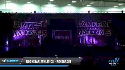 Rockstar Athletics - Renegades [2021 L3 Junior - D2 - Medium Day 1] 2021 JAMfest: Louisville Championship