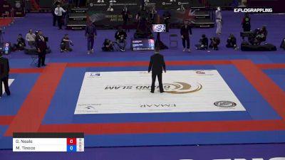 Gareth Neale vs Marcos Tinoco 2019 Abu Dhabi Grand Slam London