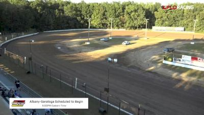 Full Replay - 2019 Super DIRTcar Series - Albany-Saratoga Speedway - Super DIRTcar - Albany-Saratoga - Sep 21, 2019 at 5:50 PM EDT
