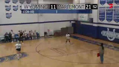 Replay: Wyoming vs Mariemont | Sep 14 @ 7 PM
