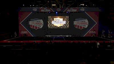 Laredo All American Starbursts [2020 L2 Small Junior Day 2] 2020 NCA All-Star Nationals