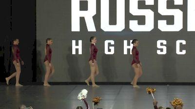 Russell High School Dance Team [2020 Small Varsity Jazz Finals] 2020 NDA High School Nationals