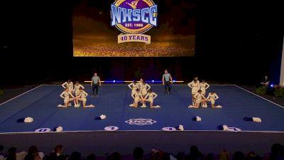 Woodbury High School [2020 Medium Varsity Non Tumbling Semis] 2020 UCA National High School Cheerleading Championship
